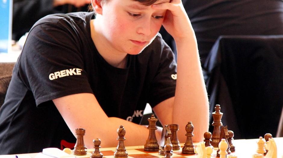 Schach ist sein Leben: Vincent Keymer