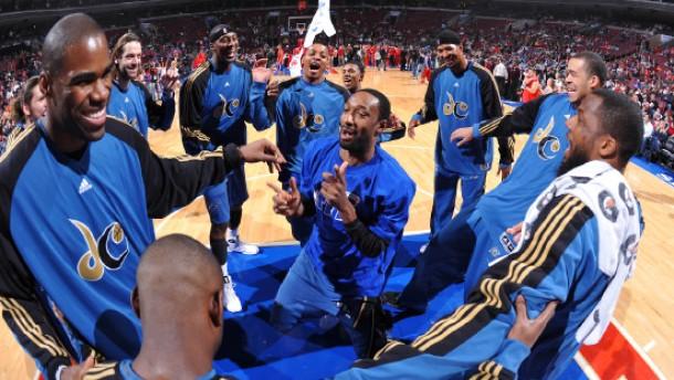 Der NBA-Clown hat nichts mehr zu lachen