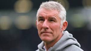 Hannover 96 trennt sich von Trainer Mirko Slomka