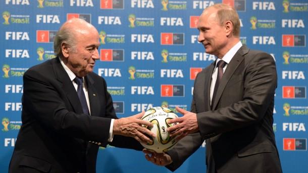 Fifa und Uefa wie im Mittelalter