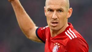 Robben macht Schluss beim FC Bayern