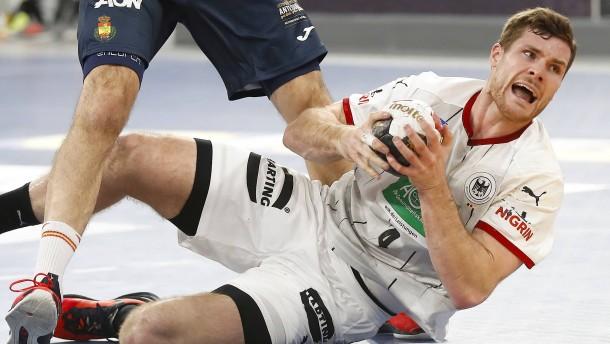 Der Corona-Fall Golla und die Sorgen des Handballs