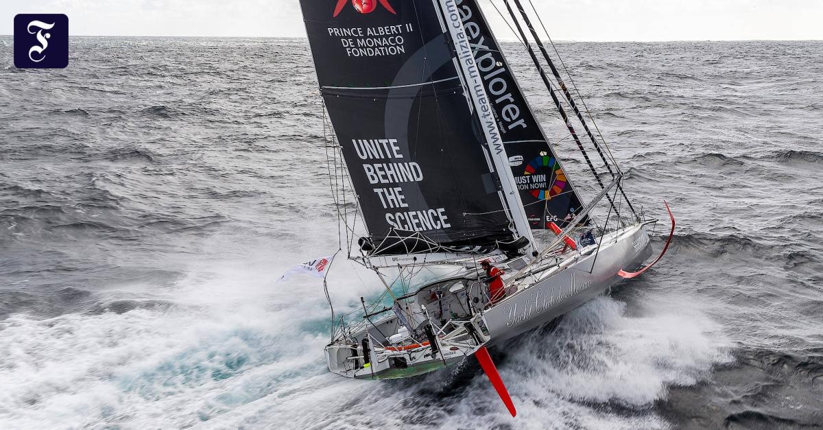 Vendée Globe: Herrmann steht atlantischer Krimi bevor