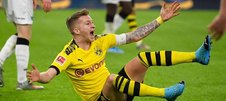 Bundesliga Dortmund Wendet Blamage Gegen Paderborn Ab