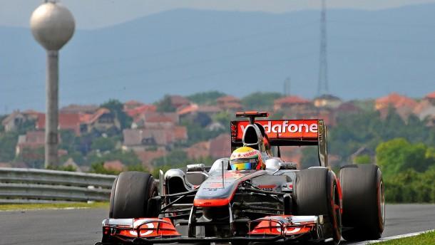McLaren und Ferrari kommen Vettel immer näher