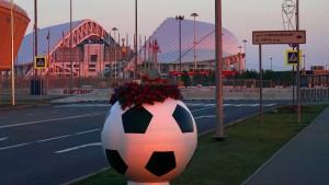 Ermittlungen gegen Russlands Fußball-Nationalteam