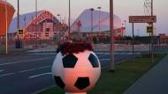 Ermittlungen gegen Russlands Fußball-Nationalmannschaft