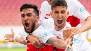 Der VfB spricht ein Machtwort