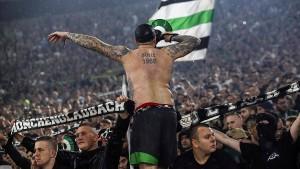 Ärger mit Polizei in Rom trübt Gladbachs Freude