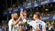 Der nächste Titel ist perfekt: Real Madrid ist Supercupsieger