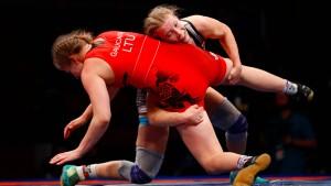 Zwei Medaillen für deutsche Frauen
