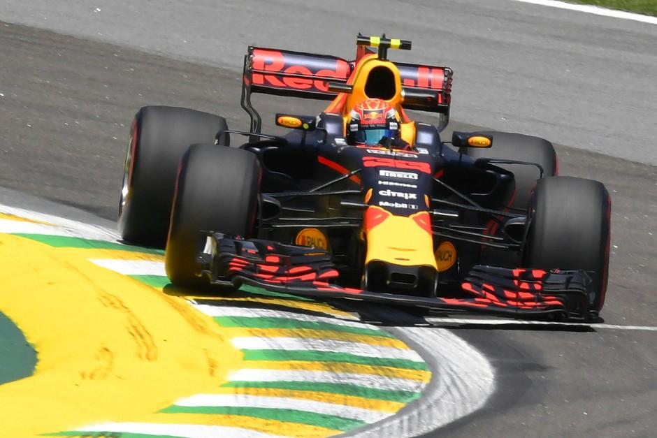 Im Verlauf der Saison schneller geworden: Der Red Bull