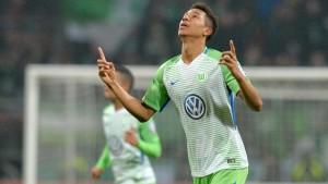 Wolfsburg setzt sich nach Verlängerung durch