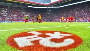 Mehr als 41.000 Zuschauer in der dritten Liga