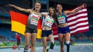 Zwei weitere Leichtathletik-Medaillen