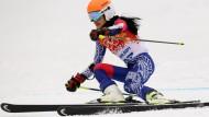 Star-Geigerin und Ski-Exotin Vanessa Mae: Andere Saiten aufgezogen