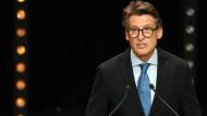 Sebastian Coe: Keine Aufnahme ins IOC