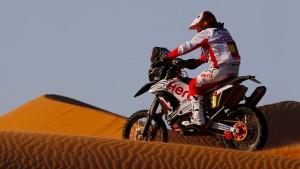 Motorradpilot Gonçalves stirbt bei Rallye Dakar