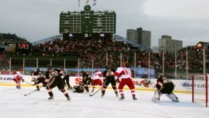 Homerun für den Eishockeysport