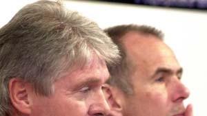 Rückkehrer Friedel Rausch soll Frankfurt retten