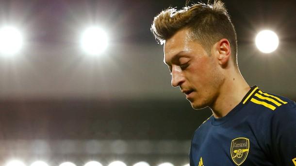 Arsenal enttäuscht ohne Mesut Özil