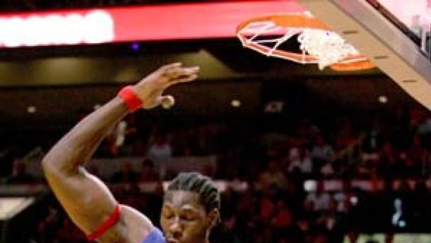 Detroit Pistons im NBA-Finale
