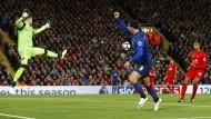 Liverpool und Manchester United treffen das Tor nicht