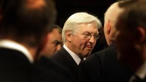 """Steinmeier wünscht """"Jahr des Aufbruchs"""""""
