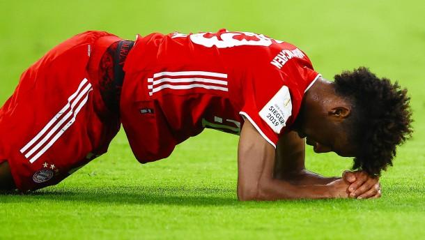 Bayern-Profi Coman muss in Quarantäne