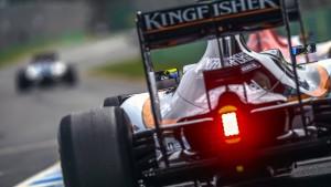 Formel 1 schafft neuen Modus wieder ab