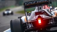 Das war nichts: Das neue Qualifikationsformat wird in der Formel 1 wieder abgeschafft.