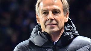 So baut Klinsmann die Hertha im Eiltempo um