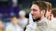 Will nicht schweigen zu kontroversen Themen: Athletenvertreter Max Hartung
