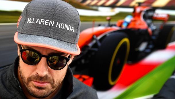 Fernando Alonso beendet Formel-1-Karriere