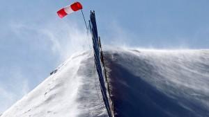 Pech für deutsche Wintersportler