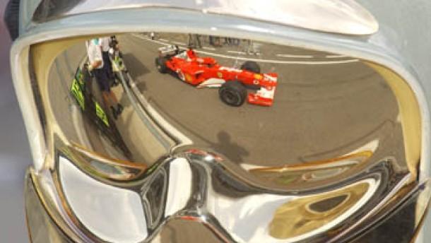 Ferrari macht die Pace