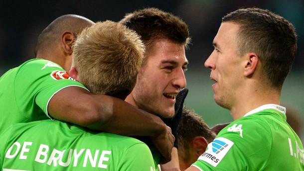 Die Wolfsburger bleiben die Besten vom Rest