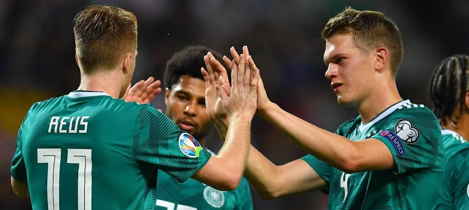 Deutschland Besiegt Weissrussland In Em Qualifikation
