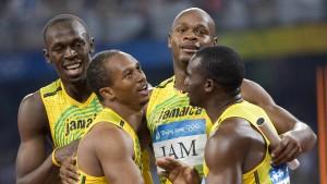Bolt muss Olympia-Gold zurückgeben