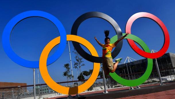 Die Stunde der Wahrheit für Olympia
