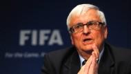 """""""Es reicht halt nicht, einfach zu sagen: ,Blatter, nein danke!´"""": Theo Zwanziger"""