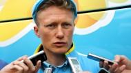 Astana-Teamchef Alexander Winokurow