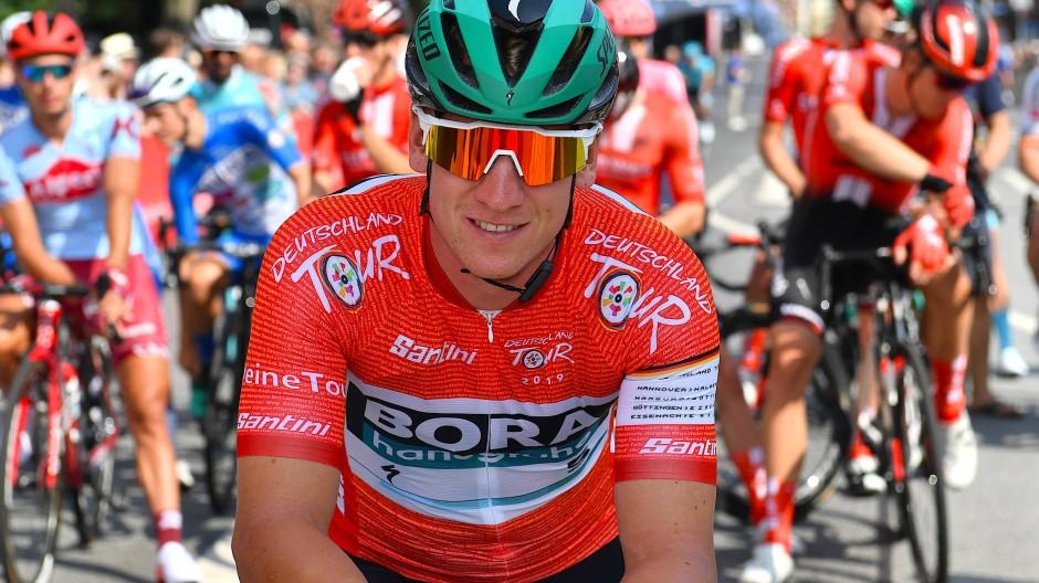 Nicht in Form, keine Tour: Pascal Ackermann fährt nicht durch Frankreich.