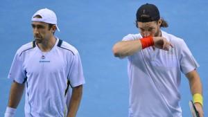 Deutsches Davis-Cup-Team muss in Relegation