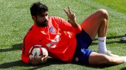 Doppelter Ärger um Diego Costa
