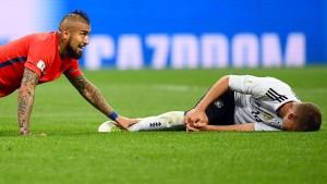 Deutschland lernt auf die harte Tour