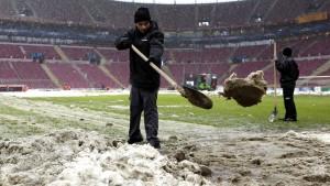 Spielabbruch bringt Juventus Probleme