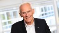 Ein Elder Statesman des Sports: Hans-Wilhelm Gäb