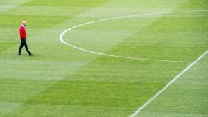 Ohne Müller gegen Atlético Madrid