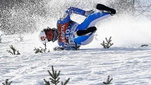 Skispringer nach Sturz aus dem Koma aufgewacht
